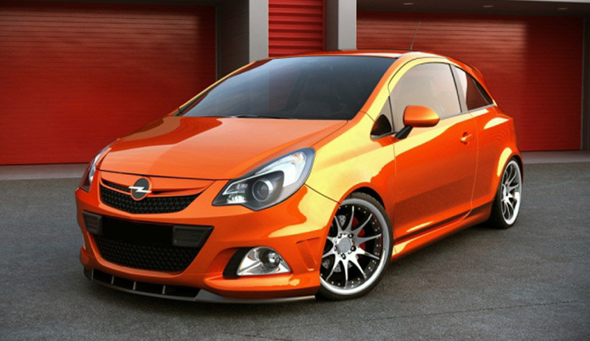 voorbumper diffuser opel corsa d opc nurburgring edition. Black Bedroom Furniture Sets. Home Design Ideas
