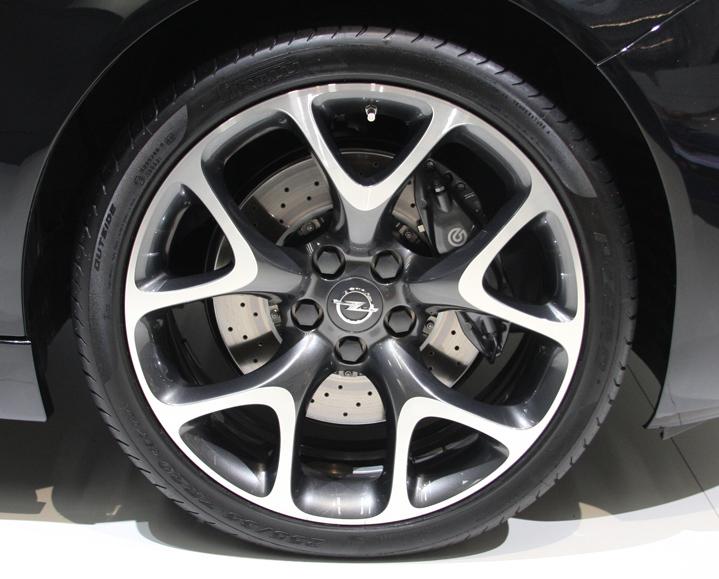 Lichtmetalen Velgen Opel Corsa E Opc Gun Metal 18
