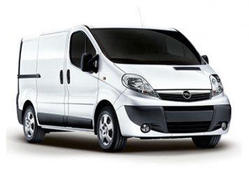 Opel Vivaro A (2001-2014)