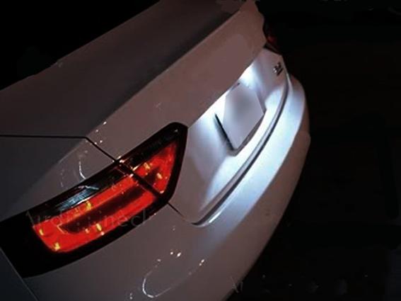 Led Kentekenverlichting Opel Corsa E Gm Tuningparts