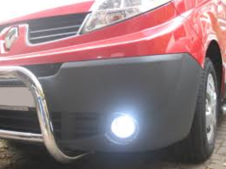 LED Dagrijverlichting Opel Vivaro A - GM Tuningparts