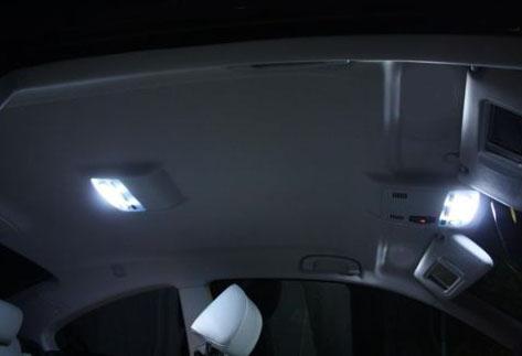 LED Interieurverlichting Opel Zafira Tourer - GM Tuningparts