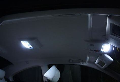 led interieurverlichting opel mokka
