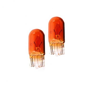 Knipperlicht Lampjes 12v 5w Oranje Gm Tuningparts