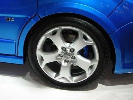 Lichtmetalen Velgen Opel Vivaro Vpc 17