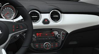 Dashboard / Accessoires