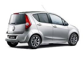 Opel Agila B (2008>)
