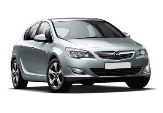 Opel Astra J (2009>)