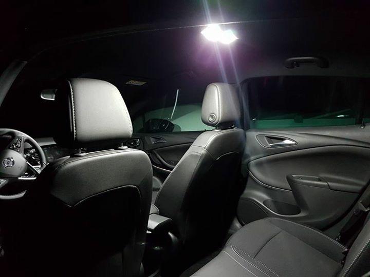 Led Interieurverlichting Opel Astra K 5 Deurs Gm Tuningparts