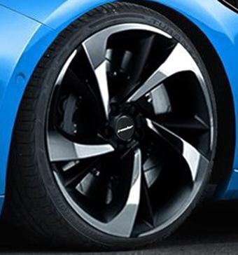 Lichtmetalen Velgen Opel Astra K Irmscher Heli Star Exclusive 20