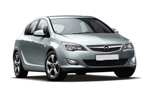 Opel Astra J (2009-2015)